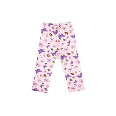 Пижама Matilda с бабочками (4858-2-104G-pink) - фото 3