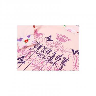 Пижама Matilda с бабочками (4858-2-104G-pink) - фото 9