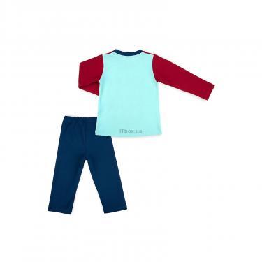 "Пижама Matilda ""CAMPUS"" (7500-110B-blue) - фото 4"