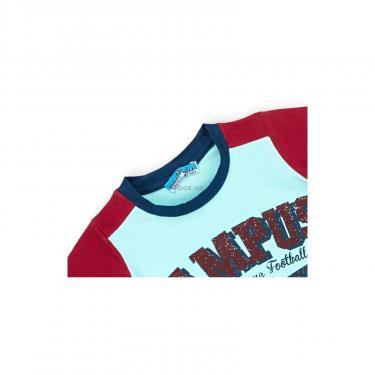 "Пижама Matilda ""CAMPUS"" (7500-110B-blue) - фото 7"