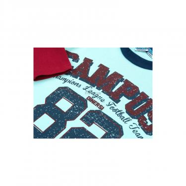 "Пижама Matilda ""CAMPUS"" (7500-110B-blue) - фото 9"