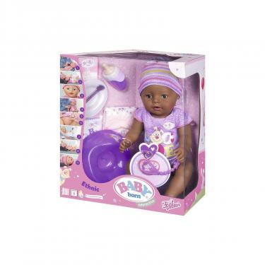 Кукла Zapf BABY BORN - милая крошка 43 см, с аксессуарами Фото 3