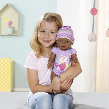Кукла Zapf BABY BORN - милая крошка 43 см, с аксессуарами Фото 4