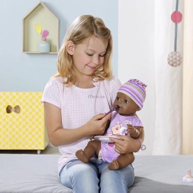 Кукла Zapf BABY BORN - милая крошка 43 см, с аксессуарами Фото 6
