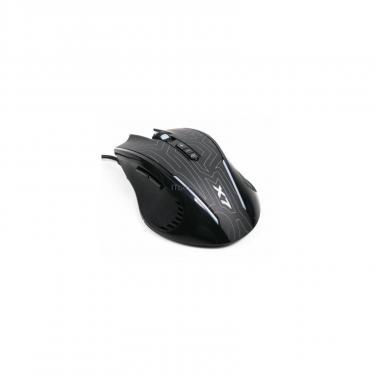 Мышка A4Tech X87 Maze Black Фото 3