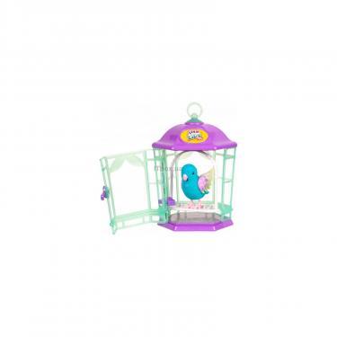Интерактивная игрушка Moose Птичка в клетке Little Live Pets Skye Twinkles Фото 1
