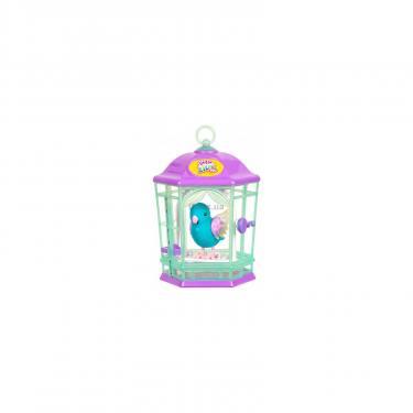 Интерактивная игрушка Moose Птичка в клетке Little Live Pets Skye Twinkles Фото