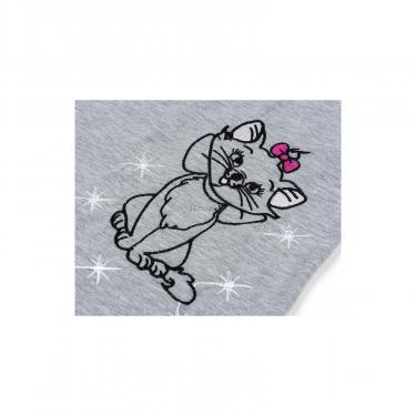 Пижама Matilda с котом (7364-122G-gray) - фото 5