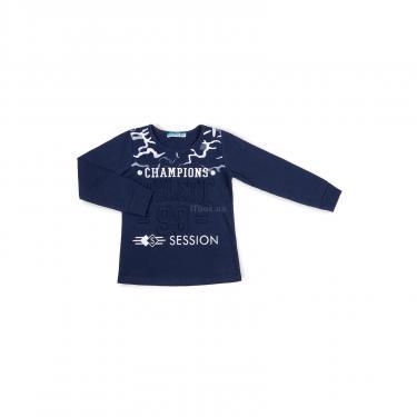 """Пижама Matilda """"CHAMPIONS"""" (9007-152B-blue) - фото 2"""