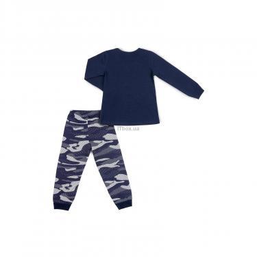 """Пижама Matilda """"CHAMPIONS"""" (9007-152B-blue) - фото 4"""