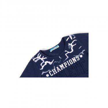 """Пижама Matilda """"CHAMPIONS"""" (9007-152B-blue) - фото 7"""