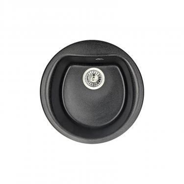 Мойка кухонная Minola MRG 71045-50 Антрацит (металлик) Фото