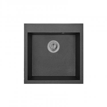 Мойка кухонная Minola MSG 1050-51 Черный Фото