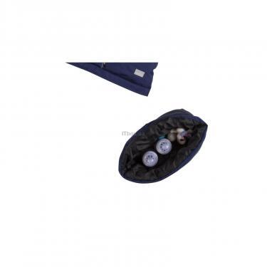 Зимний конверт Nuvita CARRYON темно-синий (NV9845CARRYONNAVYBLUE) - фото 6