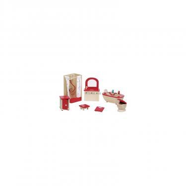 Игровой набор Goki Мебель для ванной Фото