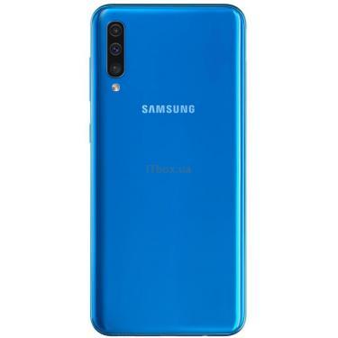 Мобильный телефон Samsung SM-A505FM (Galaxy A50 128Gb) Blue (SM-A505FZBQSEK) - фото 2