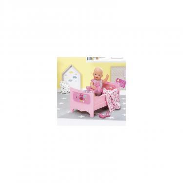 Аксессуар к кукле Zapf кроватка Сладкие сны Фото 4
