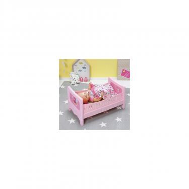Аксессуар к кукле Zapf кроватка Сладкие сны Фото 5