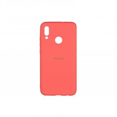 Чехол для моб. телефона 2E Huawei P Smart 2019, Soft touch, Peach (2E-H-PS-19-AOST-PC) - фото 1