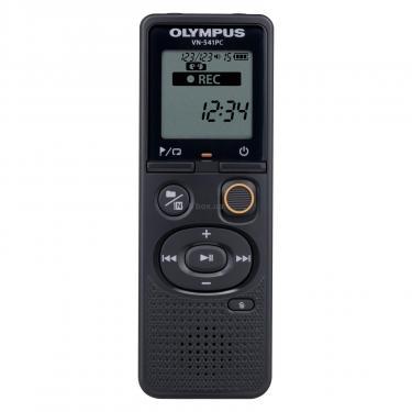 Цифровий диктофон OLYMPUS VN-541PC E1 (4GB)+CS131 Soft Case (V405281BE010) - фото 1