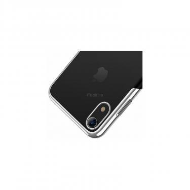 Чехол для моб. телефона Baseus iPhone XR Glitter, White (WIAPIPH61-DW02) - фото 3