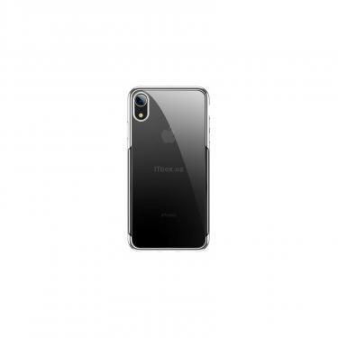 Чехол для моб. телефона Baseus iPhone XR Glitter, White (WIAPIPH61-DW02) - фото 1