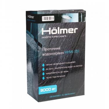 Проточний водонагрівач Hölmer HHW-101 - фото 4