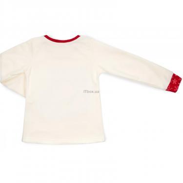 Пижама Matilda флисовая со шляпкой (9110-3-116G-red) - фото 5