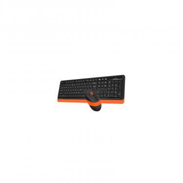 Комплект A4Tech FG1010 Orange - фото 4