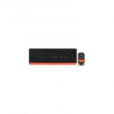 Комплект A4Tech FG1010 Orange - фото 1