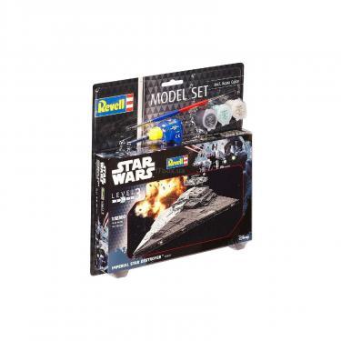 Сборная модель Revell Космический корабль Звездный Разрушитель уровень 3 Фото 1