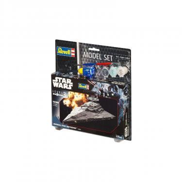 Сборная модель Revell Космический корабль Звездный Разрушитель уровень 3 Фото 2