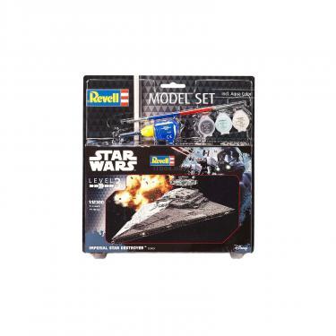 Сборная модель Revell Космический корабль Звездный Разрушитель уровень 3 Фото