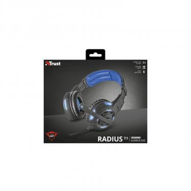 Навушники Trust GXT 350 Radius 7.1 Surround USB BLACK (22052) - фото 7