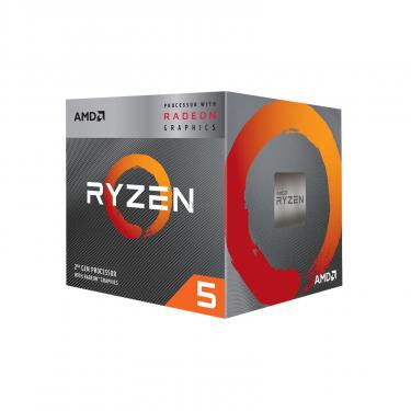 Процессор AMD Ryzen 5 3400G (YD3400C5M4MFH) - фото 2