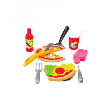 Игровой набор Ecoiffier Кейс с пиццей с аксессуарами Фото