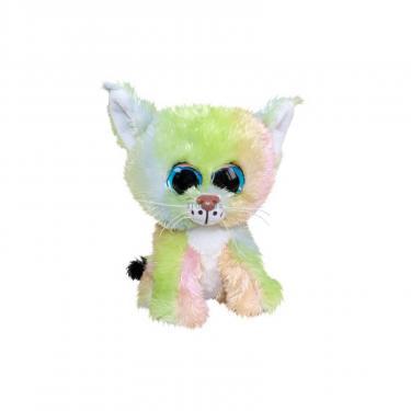 Мягкая игрушка Lumo Stars Рысь Aurora 15 см Фото