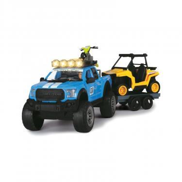 Игровой набор Dickie Toys Плейлайф. Внедорожник с внедорожником Фото 1