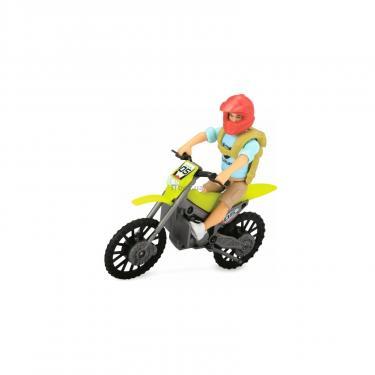 Игровой набор Dickie Toys Плейлайф. Внедорожник с внедорожником Фото 3