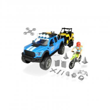 Игровой набор Dickie Toys Плейлайф. Внедорожник с внедорожником Фото