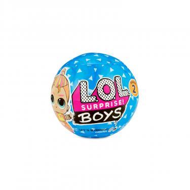 Кукла L.O.L. Surprise! S6 W2 Мальчики Фото