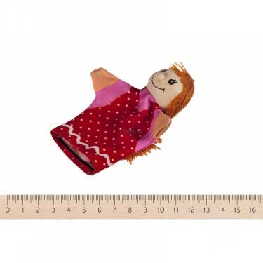 Игровой набор Goki Кукла для пальчикового театра Девочка Фото 1