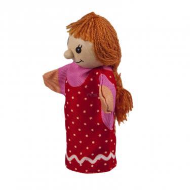 Игровой набор Goki Кукла для пальчикового театра Девочка Фото