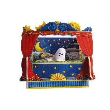 Игровой набор Goki Кукла для пальчикового театра Приведение Фото 3