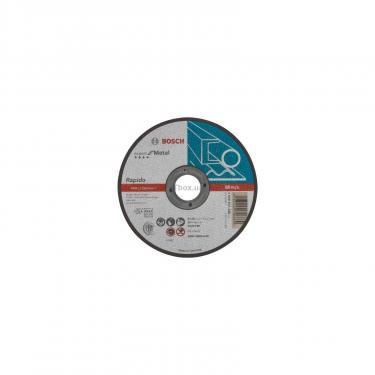 Круг отрезной Bosch Expert по металу 125 х 1мм, прямий Фото