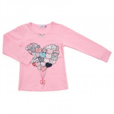 Пижама Matilda с сердечками (12101-2-128G-pink) - фото 2