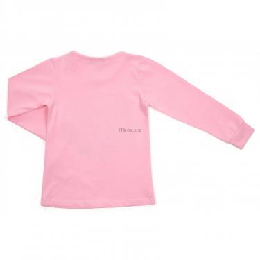 Пижама Matilda с сердечками (12101-2-128G-pink) - фото 5