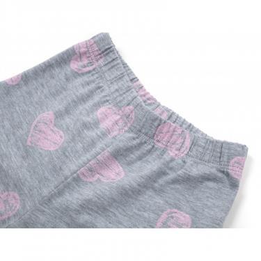 Пижама Matilda с сердечками (12101-2-128G-pink) - фото 8