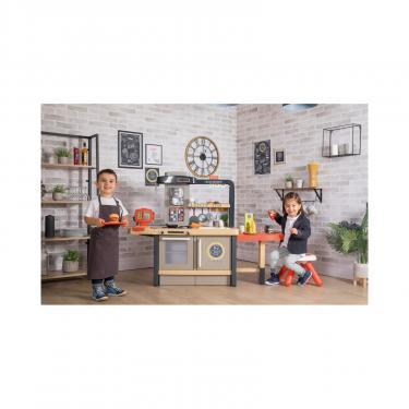 Игровой набор Smoby интерактивный ресторан-кухня В Шеф-повара со звук. Фото 3