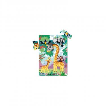 Пазл DoDo с рамкой Жираф Фото 1
